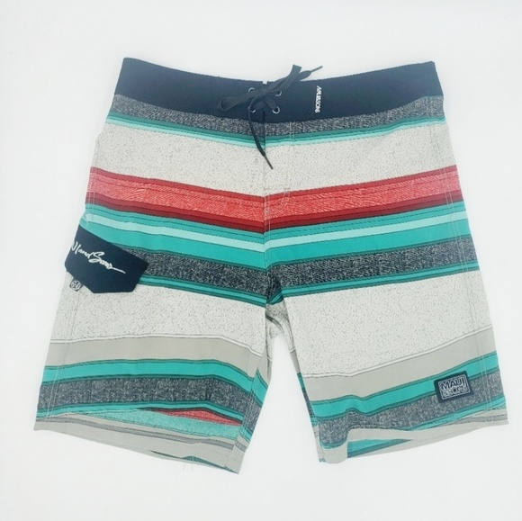 Maui & Sons Other - Maui & Sons Swim Trunks Size 32